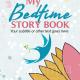 children story book cover design