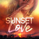 Sunset girl premade eBook cover design