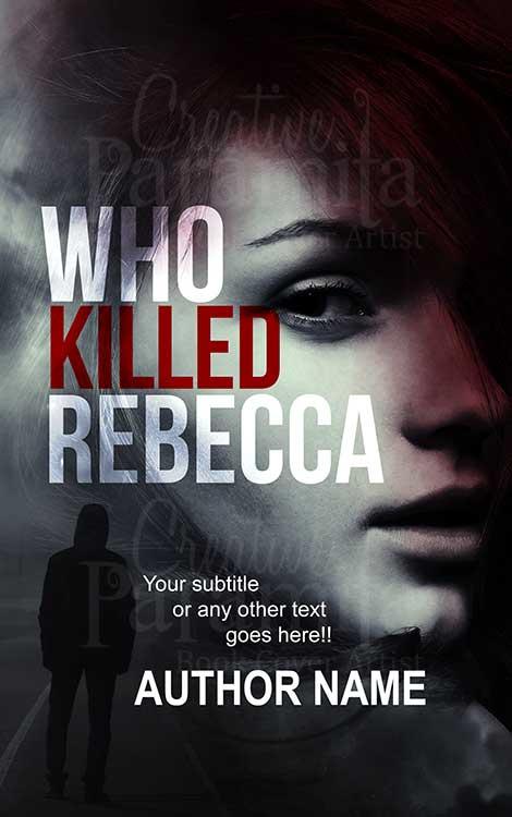 thriller suspense book cover