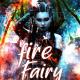 dark fairy fantasy book cover