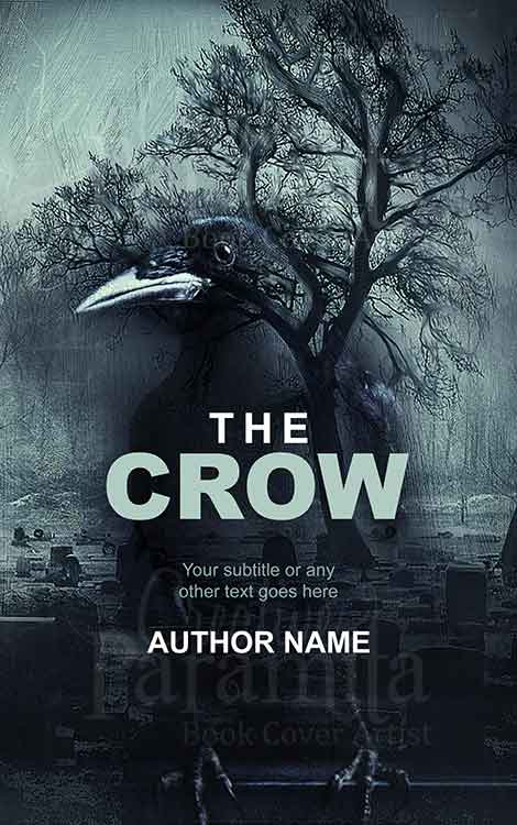 dark forest and crow eBook cover