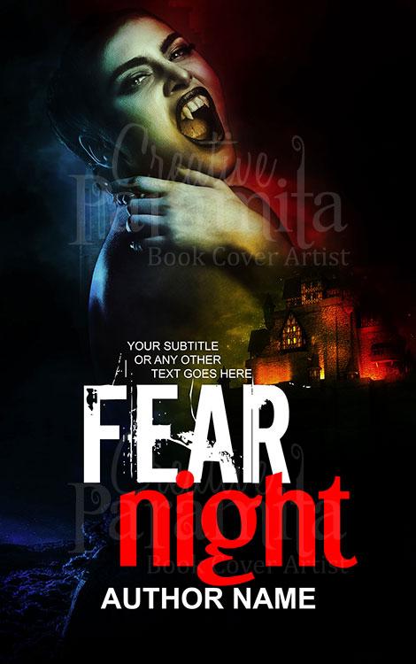 vampire night hunting book cover