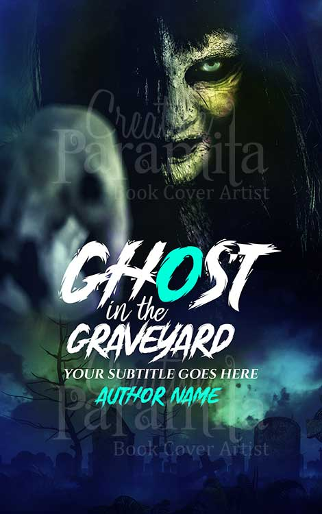 ghost paranormal eBook cover