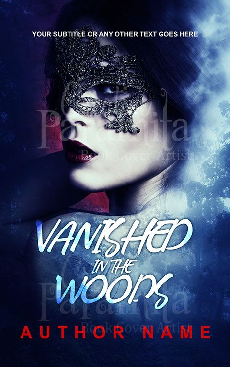 mask lady vampire book cover