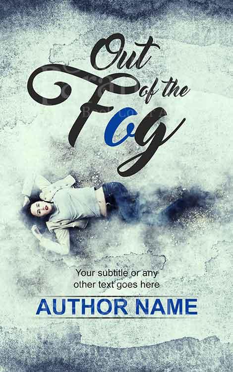 girl smoke mystery thriller book cover