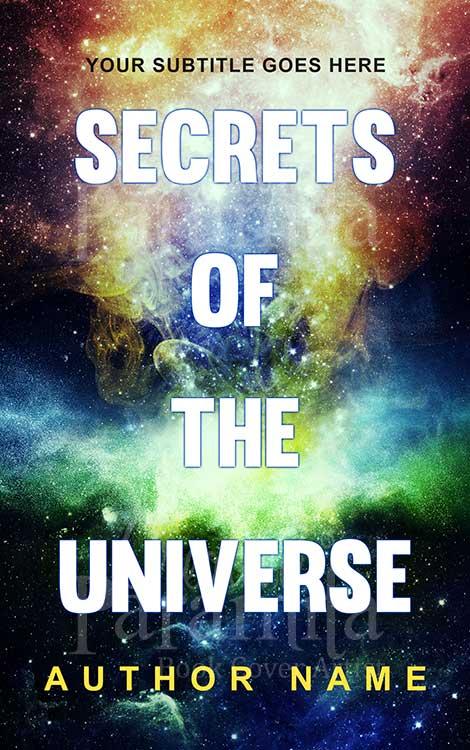 galaxy non fiction eBook cover